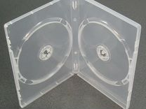 Бокс (коробка) для DVD на 2 диска