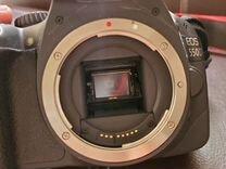 Canon 550D + родной объектив EFS 18-55