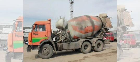 бетон канск купить