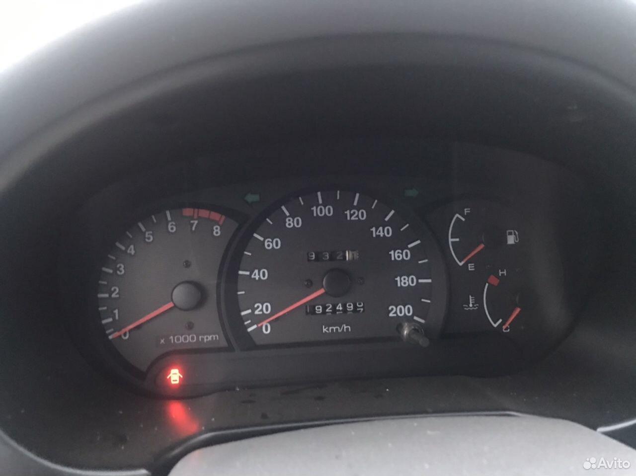 89644905044  Панель приборов Hyundai Accent Тагаз