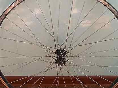 Передние колесо 26