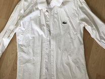 Рубашка лакост
