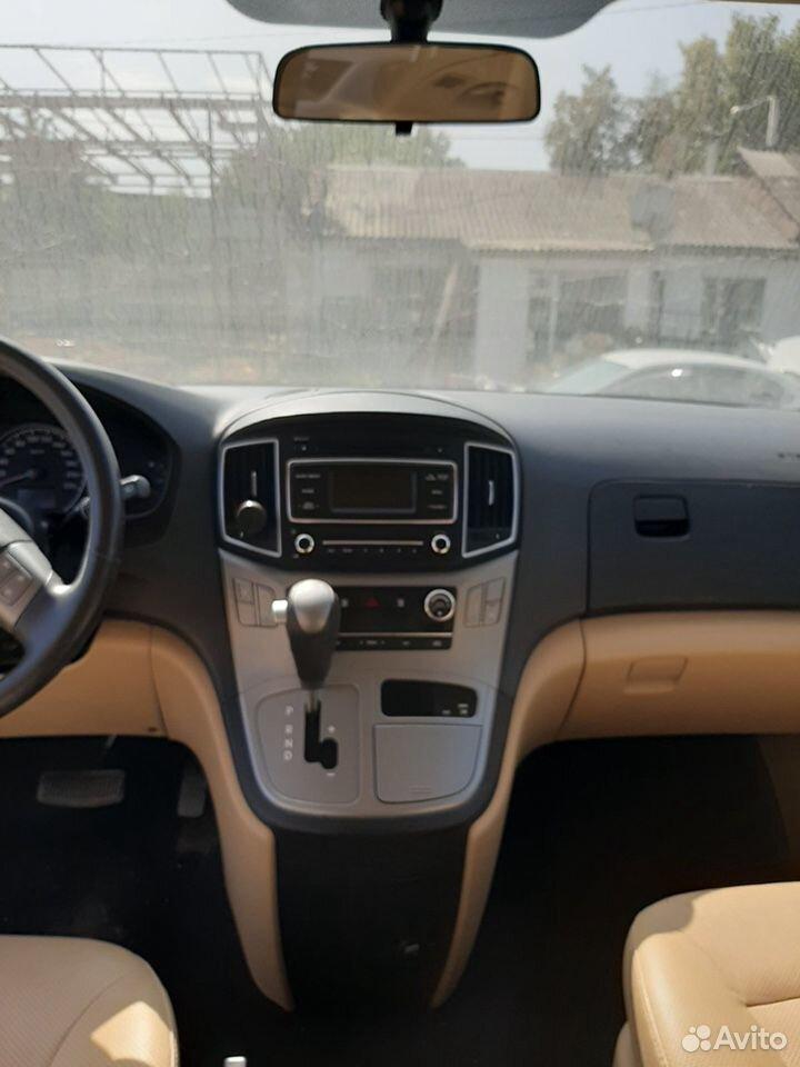 Hyundai H-1, 2019