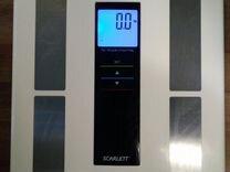 Весы Scarlett электронные